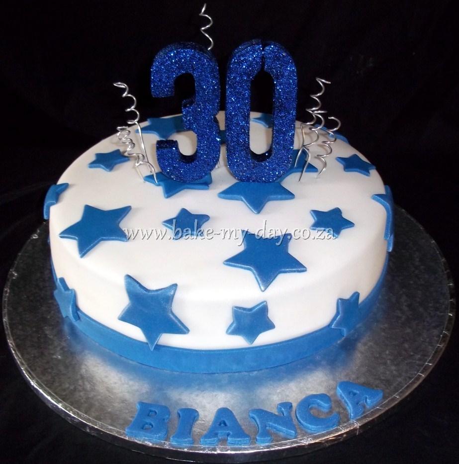 100+ [ 30th Birthday Cake ] 30 Cake Topper Etsy,30th ...