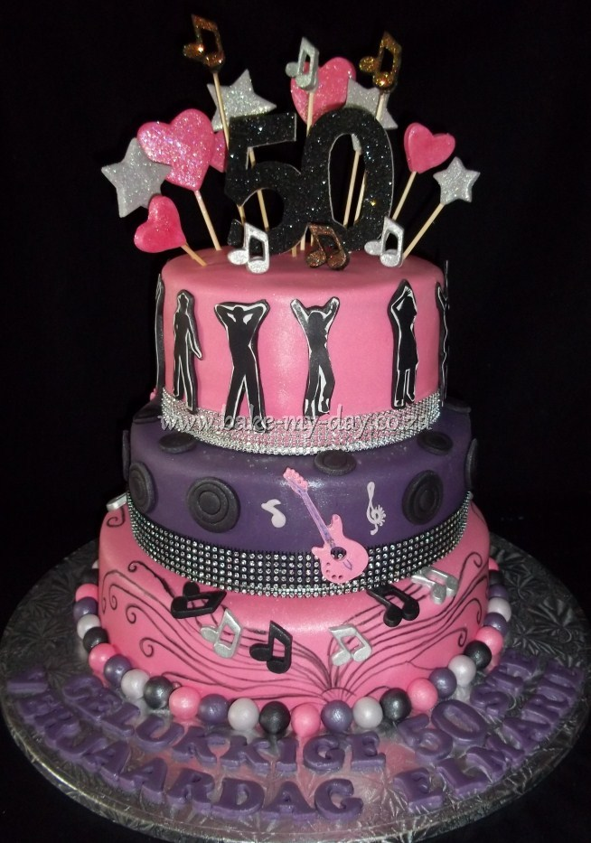 Rock Birthday Cake Rock Birthday Cake My Cakes Bake My Day