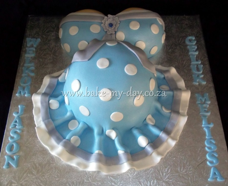 Baby Bump Cake Images : Bake My Day Baby Shower Cakes Page